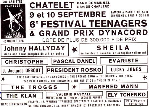 Plateau Chatelet 67