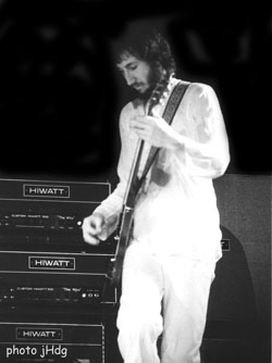 The Who Forest National 72
