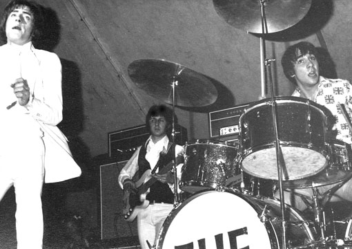 Wolu City 1967 THE WHO