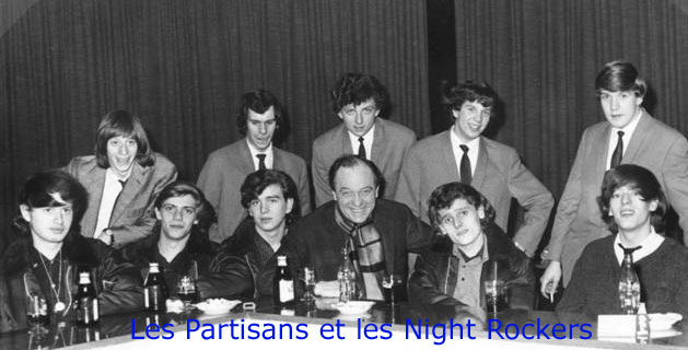 Night Rockers et Partisans