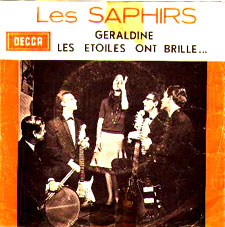 discographie Saphirs