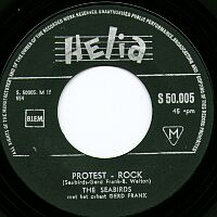 Protest rock Helia records