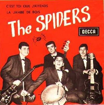 Spiders Rock belge