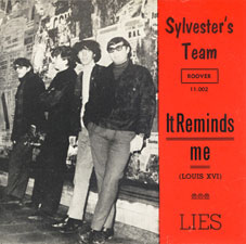 Sylvester's Team 1967 It reminds me