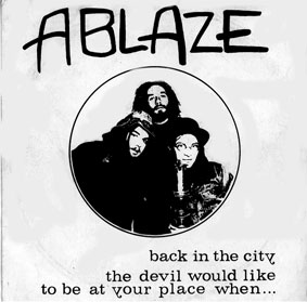Ablaz Back in the city